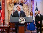 بومبيو يحتفل بمرور 1000 يوم بمنصب وزير الخارجية الأمريكى تزامنا مع نهاية عمله