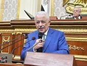 طارق شوقى: أتمنى زيادة مرتبات المدرسين 10 مرات