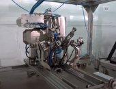 """اختبار محطة """"لينينجراد"""" النووية المناظرة لـ""""الضبعة"""" بواسطة روبوت.. صور"""