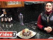 طريقة عمل المولتن كيك بسهولة من مطبخ رانيا النجار.. فيديو