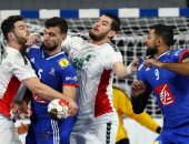 مدرب فرنسا: خسارة آخر مباراتين فى بطولة العالم ليس سهلا وفخور بالفريق