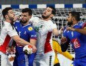 فرنسا تفوز علي ايسلندا 28 - 26 في المجموعة الثالثة بالدور الرئيسي لمونديال اليد