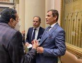 ضوابط تشكيل لجنة القيم بالنواب بعد إحالة محمد عبدالعليم داود لمكتب المجلس