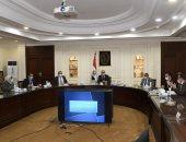 وزير الإسكان يتابع أعمال الرفع المساحى للمرحلة الأولى بمدينة رأس الحكمة الجديدة