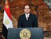 الرئيس السيسى: الاقتصاد المصرى حقق معدلات نمو إيجابية رغم أزمة كورونا
