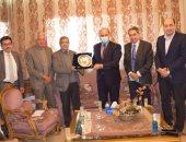 رئيس اتحاد الغرف التجارية يستقبل سفير تونس لبحث زيادة العلاقات الاقتصادية