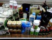 ضبط 384 عبوة دواء بيطرى مخالف فى حملة تفتيشية بمركز الحسينية بالشرقية