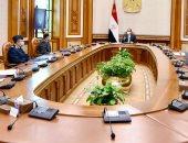 """الرئيس السيسي يوجه بتسهيل عوامل النجاح لمشروع """"مستقبل مصر"""" وتوفير فرص العمل"""