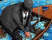 كاريكاتير إماراتي: أوروبا تغرق في وباء فيروس كورونا