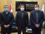 الدكتور عمرو الدخاخنى مديرا تنفيذيا لمستشفيات جامعة بنها