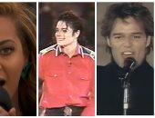مايكل جاكسون وريكى مارتن وبيونسيه.. تاريخ النجوم مع حفلات تنصيب الرؤساء.. ألبوم صور