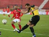 الأهلى يهزم المقاولون 3 - 2 فى مباراة دراماتيكية