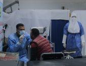 قافلة طبية بشمال سيناء تنهى عملها بتوقيع الكشف على 173 حالة.. صور