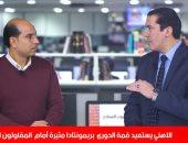 """أحمد كشرى لـ""""تليفزيون اليوم السابع """": الأهلى أصطاد ذئاب الجبل رغم أخطاء موسيمانى"""