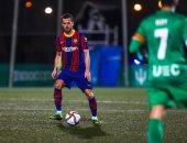 كورنيا ضد برشلونة .. بيانيتش يهدر ضربة جزاء في شوط أول سلبي