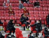 ليفربول ضد بيرنلي .. محمد صلاح يشارك فى الدقيقة 57