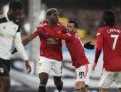 مانشستر يونايتد يستعيد صدارة الدوري الإنجليزي بفوز صعب على فولهام.. فيديو