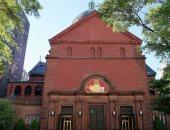 ماذا تعرف عن كنيسة القديس ماثيو التى صلى فيها بايدن قبل أدائه اليمين الدستورية؟