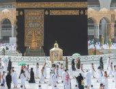 10 صور لصلاة الجمعة فى المسجد الحرام وسط إجراءات احترازية للوقاية من كورونا