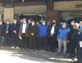 لبنان: اعتصام أصحاب الأفران أمام وزارة الاقتصاد للمطالبة بتنفيذ الوعود