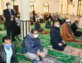 """افتتاح مسجد بـ""""إطسا"""" فى الفيوم بعد إحلاله وتجديده بتكلفة مليون جنيه"""