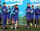 أهداف مباراة برشلونة ضد كورنيا فى كأس ملك إسبانيا .. فيديو