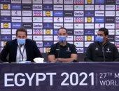 مدرب منتخب اليد: 3 ثوان منعتنا من المربع الذهبى وأشكر مصر على التنظيم الرائع