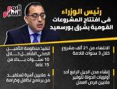 أبرز تصريحات رئيس الوزراء بافتتاح المشروعات القومية بشرق بورسعيد.. إنفوجراف