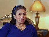 """سلوى عثمان: سعيدة بمشاركتى فى """"الاختيار 2"""" للتعبير عن تضحيات رجال الشرطة"""
