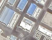 """شاهد """"الفيروز"""" أكبر مشروع للاستزراع السمكى بالشرق الأوسط من الأقمار الصناعية"""