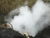 أهالى دمياط يشتكون من انتشار مكامير الفحم.. والمحافظ توجه بالتزام الاشتراطات البيئية