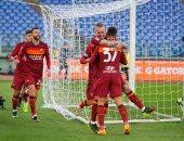 روما يثأر من سبيزيا في الدوري الإيطالي بمباراة مجنونة.. فيديو