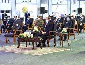 الرئيس السيسي: بحيرة المنزلة عانت من غياب رقابة الدولة فى السنوات الماضية