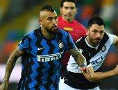 أودينيزي ضد انتر ميلان.. شوط أول سلبى فى الدوري الإيطالي