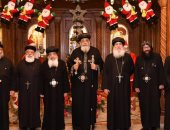 البابا تواضروس يبحث انعقاد جلسة المجمع المقدس ورسامة أساقفة جدد