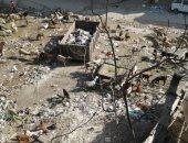 شكوى من انتشار القمامة فى شارع ترعة الإشارة ببنها.. والمحافظ يرد