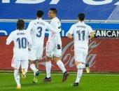 ملخص وأهداف مباراة ألافيس ضد الريال فى الدوري الإسباني