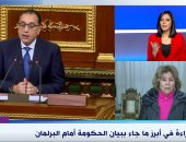 النائبة فريدة الشوباشى: ما قامت به الحكومة بخصوص كورونا سيخلده التاريخ