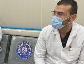 تعرف على أول 3 أطباء يحصلون على لقاح كورونا بمستشفى أبو خليفة فى الإسماعيلية