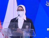 وزيرة الصحة تعلن الفئات الأولى للتطعيم بلقاح كورونا.. صور