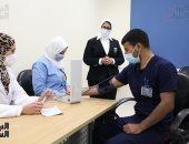 أخبار مصر.. الصحة تؤكد توقيع اتفاقية لتصنيع لقاحات كورونا والتصدير لأفريقيا