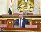 وزير الزراعة يتعهد أمام النواب بالإسراع فى إنهاء ملفات تقنين وضع اليد