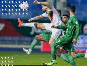 شوط أول سلبى بين الاتفاق ضد الأهلي في الدوري السعودي
