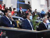 رئيس الوزراء يهنئ لاعبى منتخب مصر لكرة اليد بالصعود لدور الثمانية بكأس العالم
