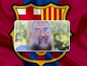 ياسر برهامى يفتى بحرمانية وضع شعار نادي برشلونة كصورة شخصية على فيس بوك