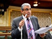 """رئيس القوى العاملة بـ""""النواب"""" يسأل الوزير عن مصير عمال شركة الحديد والصلب.. صور"""