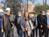محافظ دمياط تتفقد عدد من مشروعات التطوير بالمحافظة