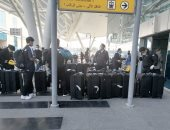 مطار القاهرة يستقبل 4 منتخبات استعداد لمغادرتهم بعد توديعهم مونديال اليد