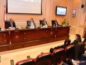 لجنة حقوق الإنسان تناقش دور هيئة الاستعلامات فى الرد على التقارير الكاذبة.. صور