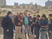 محافظة القاهرة: تعويضات عقارات توسعة دائرى البساتين تقدر بـ40 ألف جنيه للغرفة